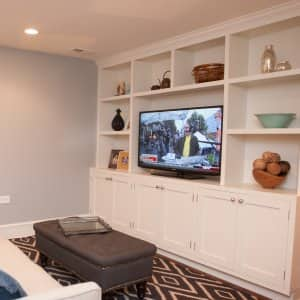 streaming tv from entertainment system