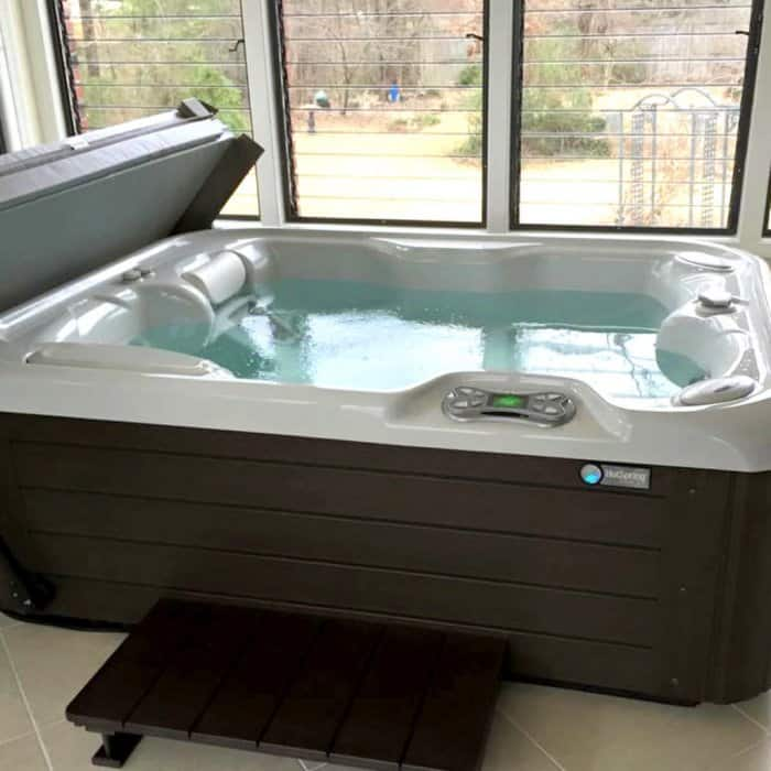 8 Tips For Installing An Indoor Hot Tub Angi