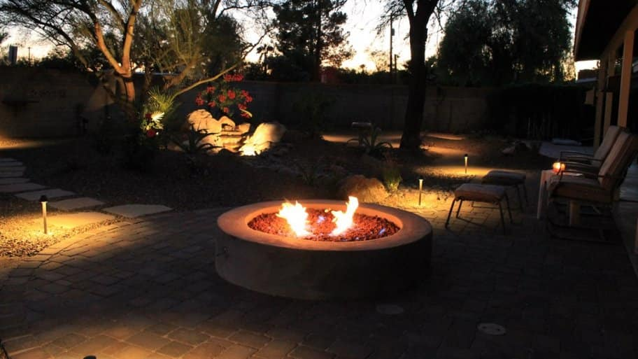 Should I Install A Wood Or Gas Fire Pit Angi