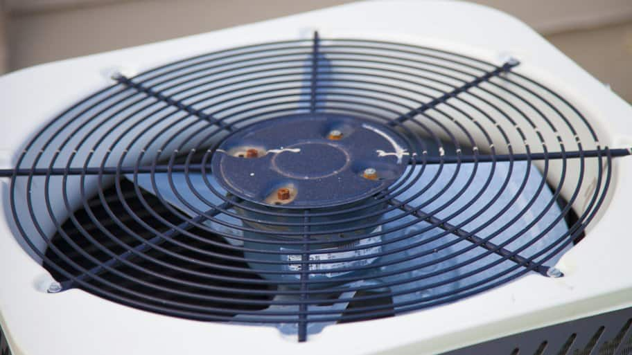 air conditioner unit fan