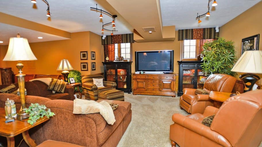 remodeling family room
