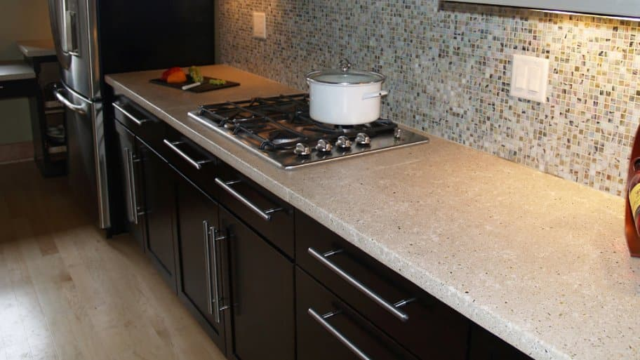 Pros And Cons Of Concrete Countertops