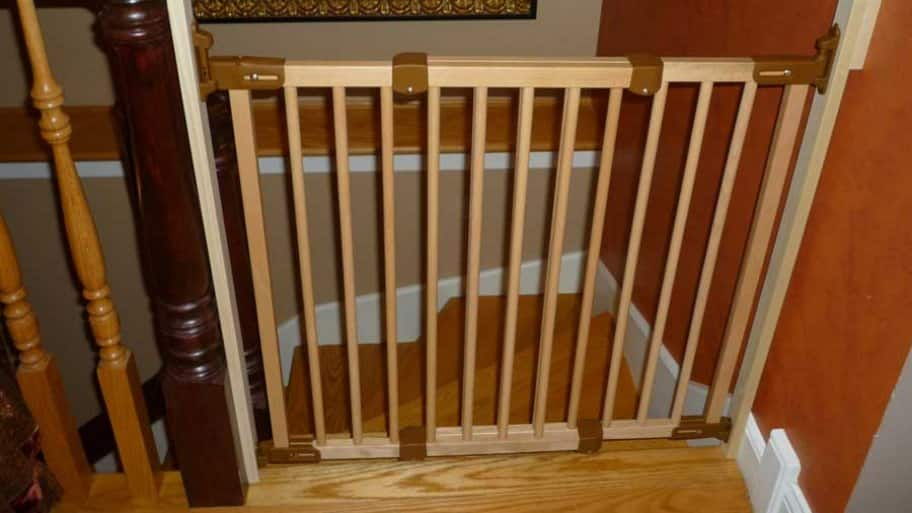 Childproofing professionals can help determine which materials will work best in your home and blend in with your current décor. (Photo courtesy of Angie's List member Amanda N.)
