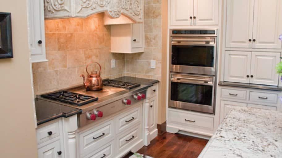 kitchen, appliances, marble countertops, remodel