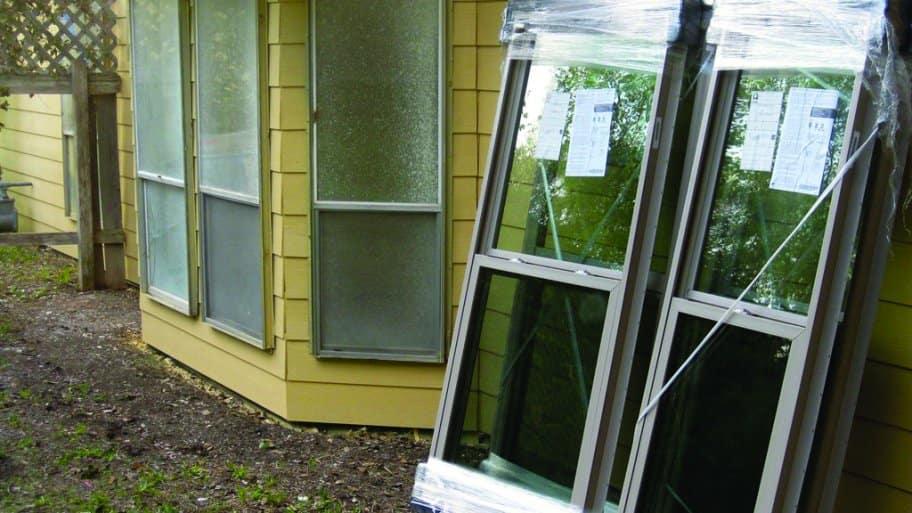window and window frames
